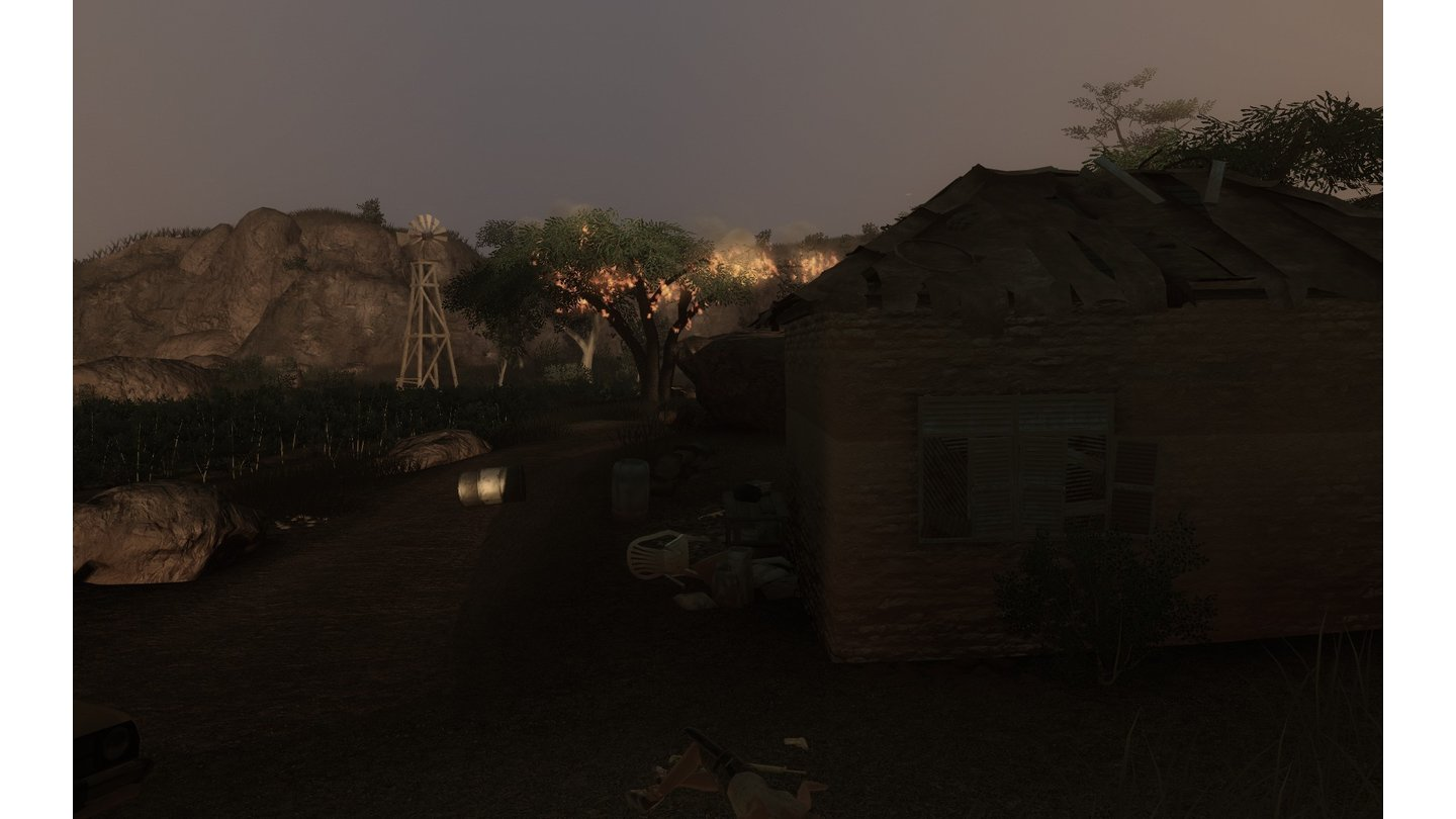 Far Cry 2 - Testversion