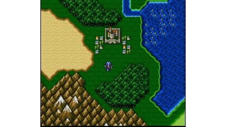 Final Fantasy IV SNES