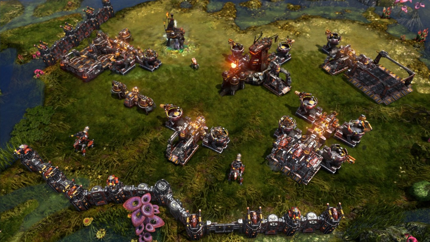 Grey Goo - Screenshots