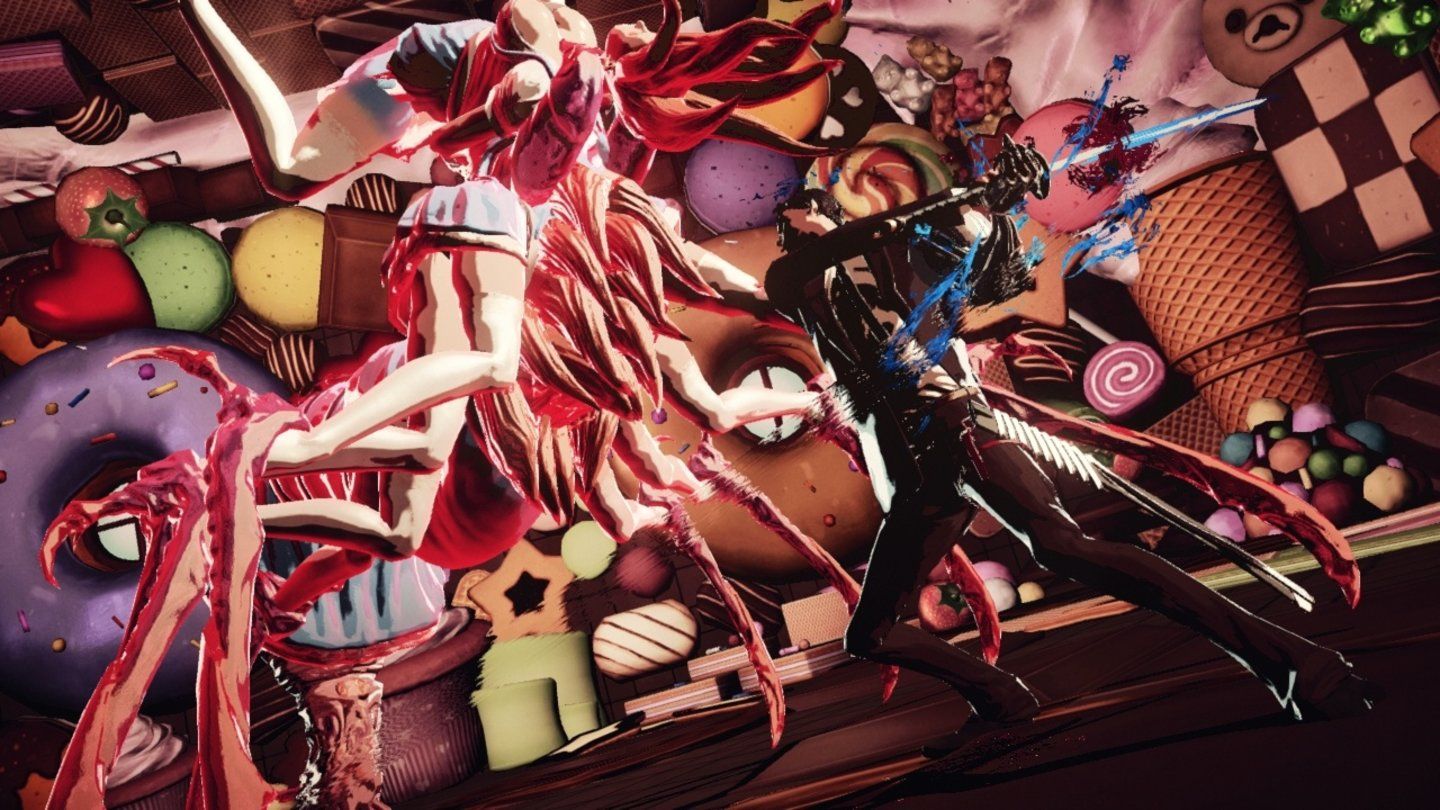 Killer is Dead - Screenshots von der Gamescom 2013