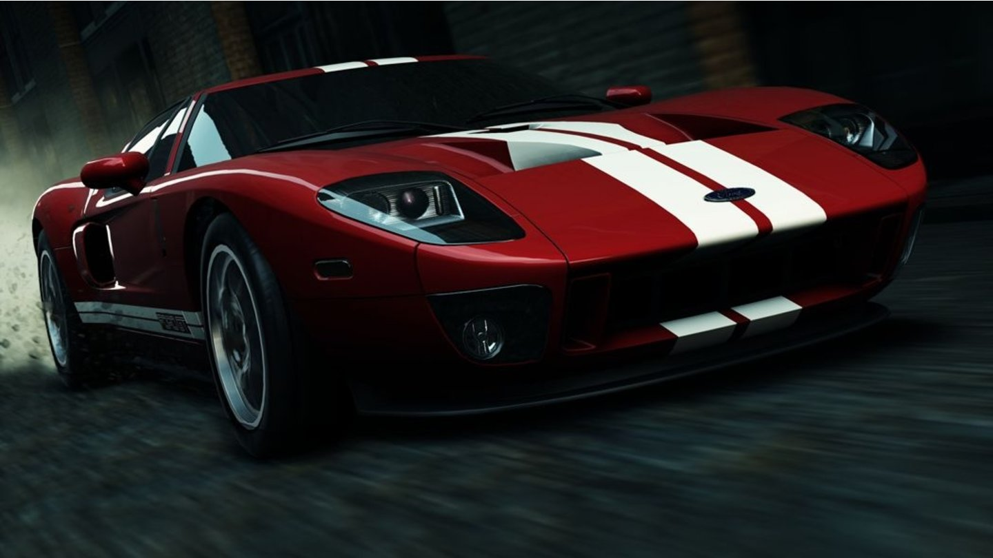 Need for Speed: Most WantedFord GT