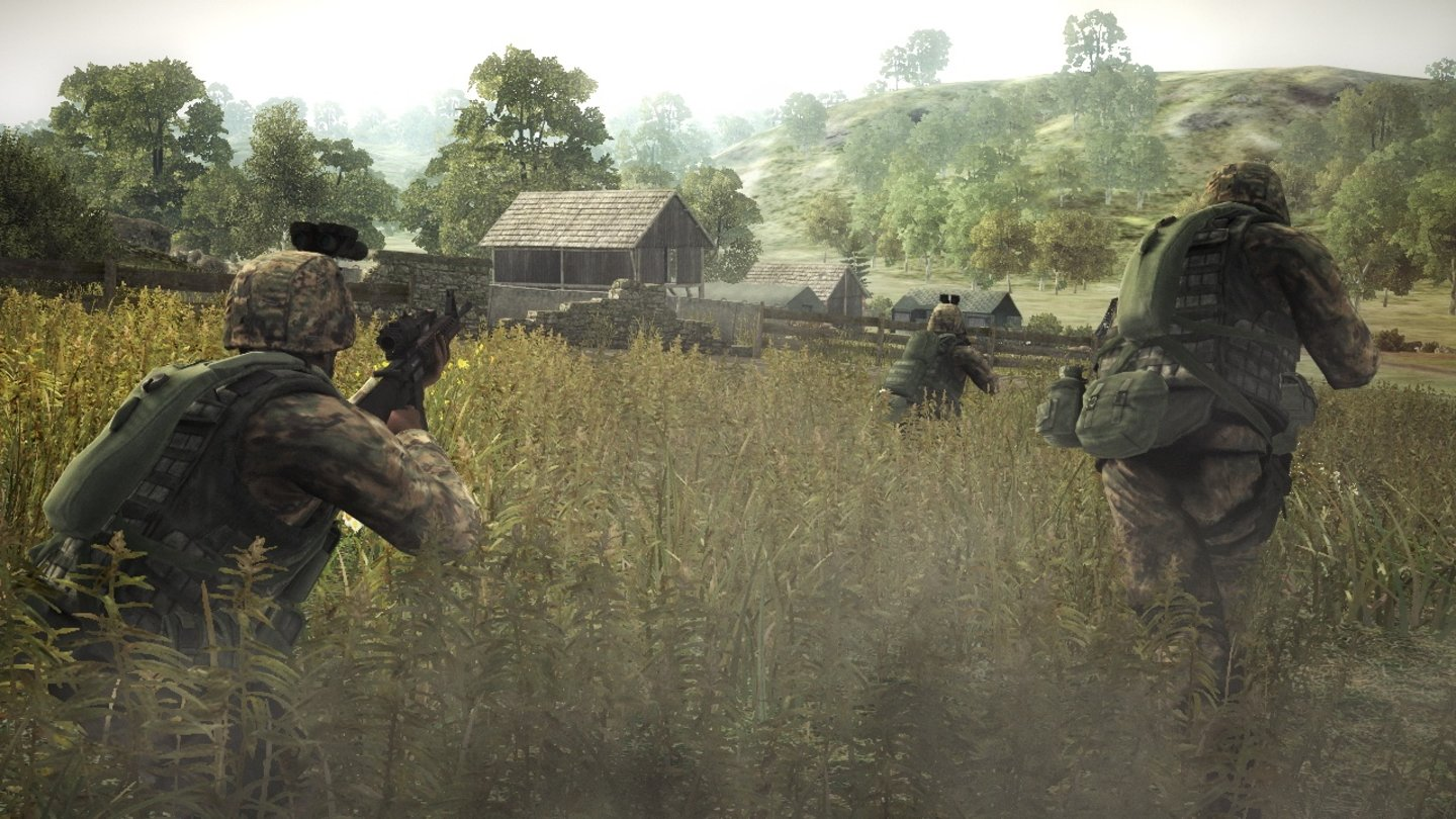 Operation Flashpoint: Dragon Rising - Screenshots (E3 2009)