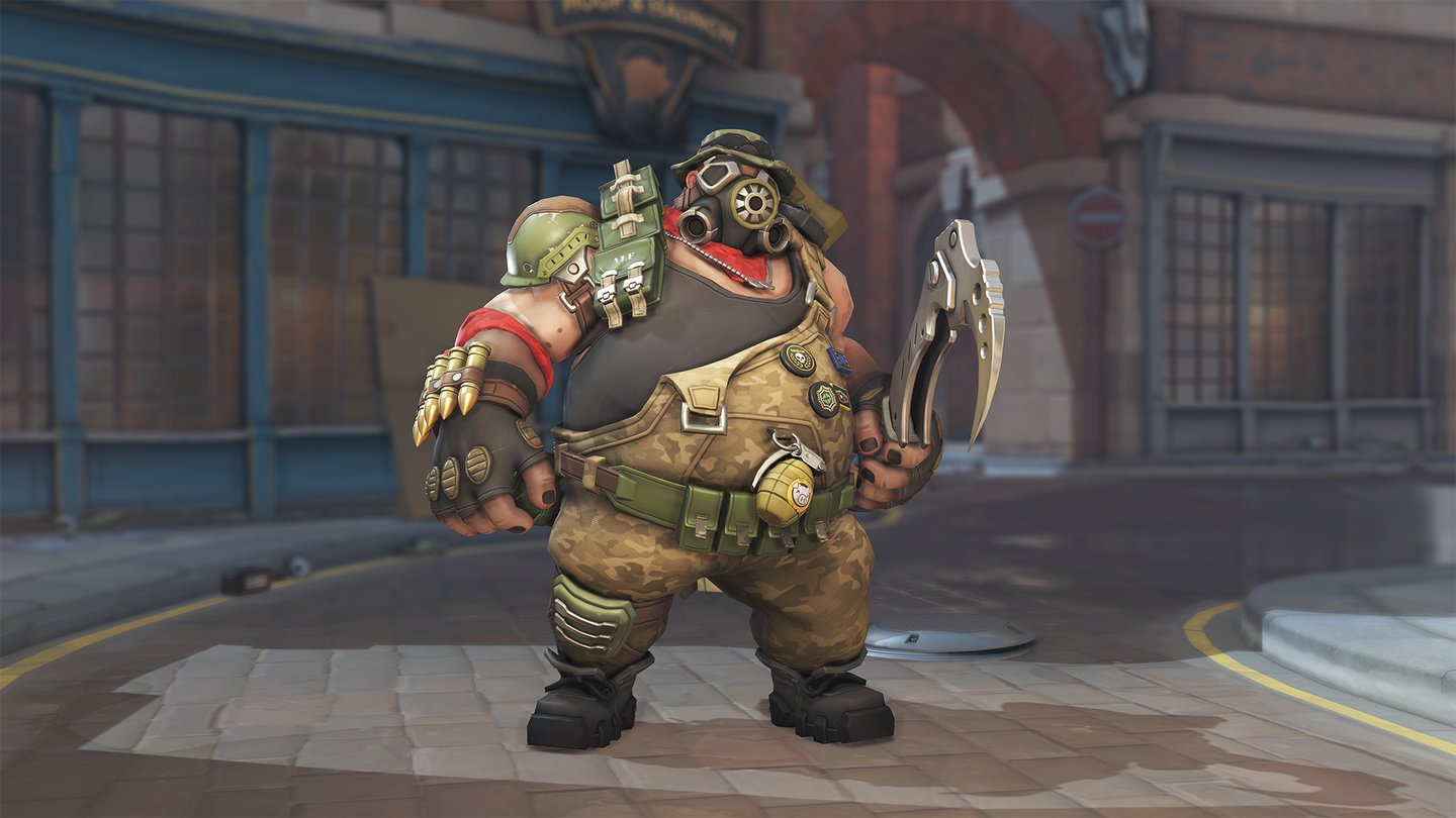 Overwatch Archive-Event 2020 Roadhog