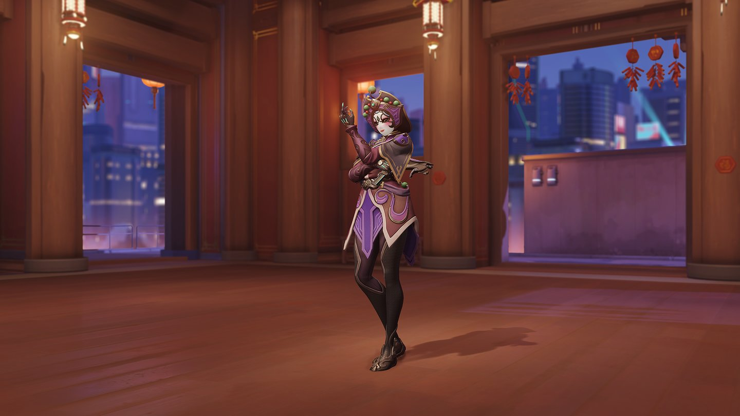Overwatch - Lunar New Year 2020 Skin