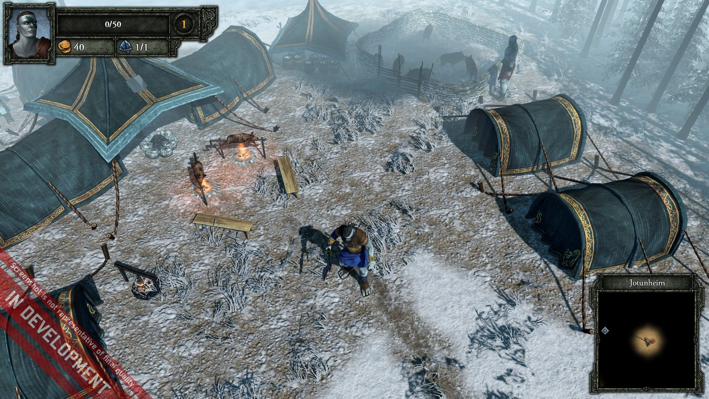 Runemaster - Screenshots von der gamescom 2014