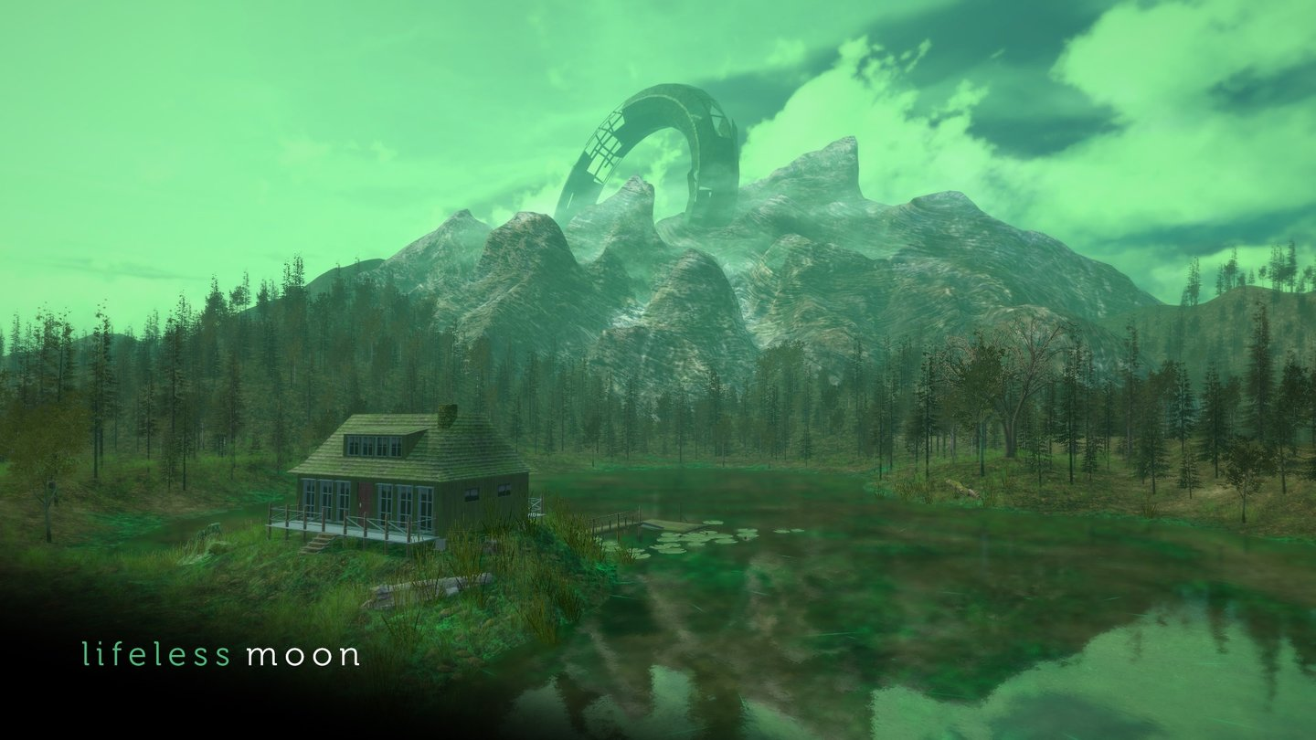 Lifeless Moon - Screenshots zum Lifeless-Planet-Nachfolger