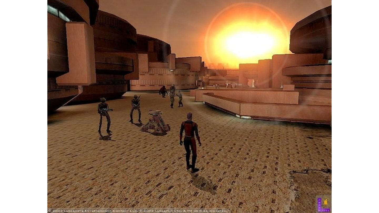 Star Wars: Knights of the Old Republic - 4649