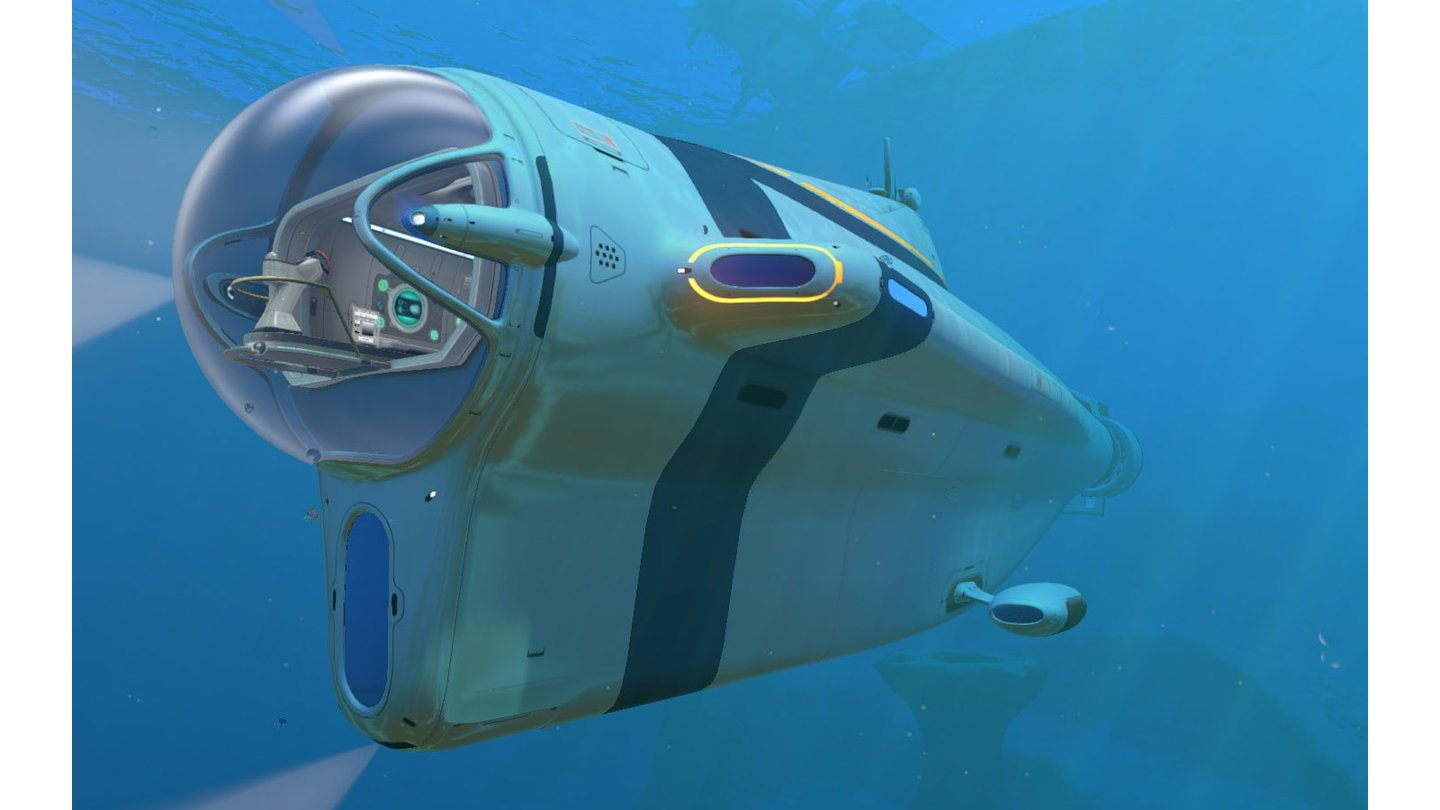 Subnautica - Screenshots zum Machinery-Update
