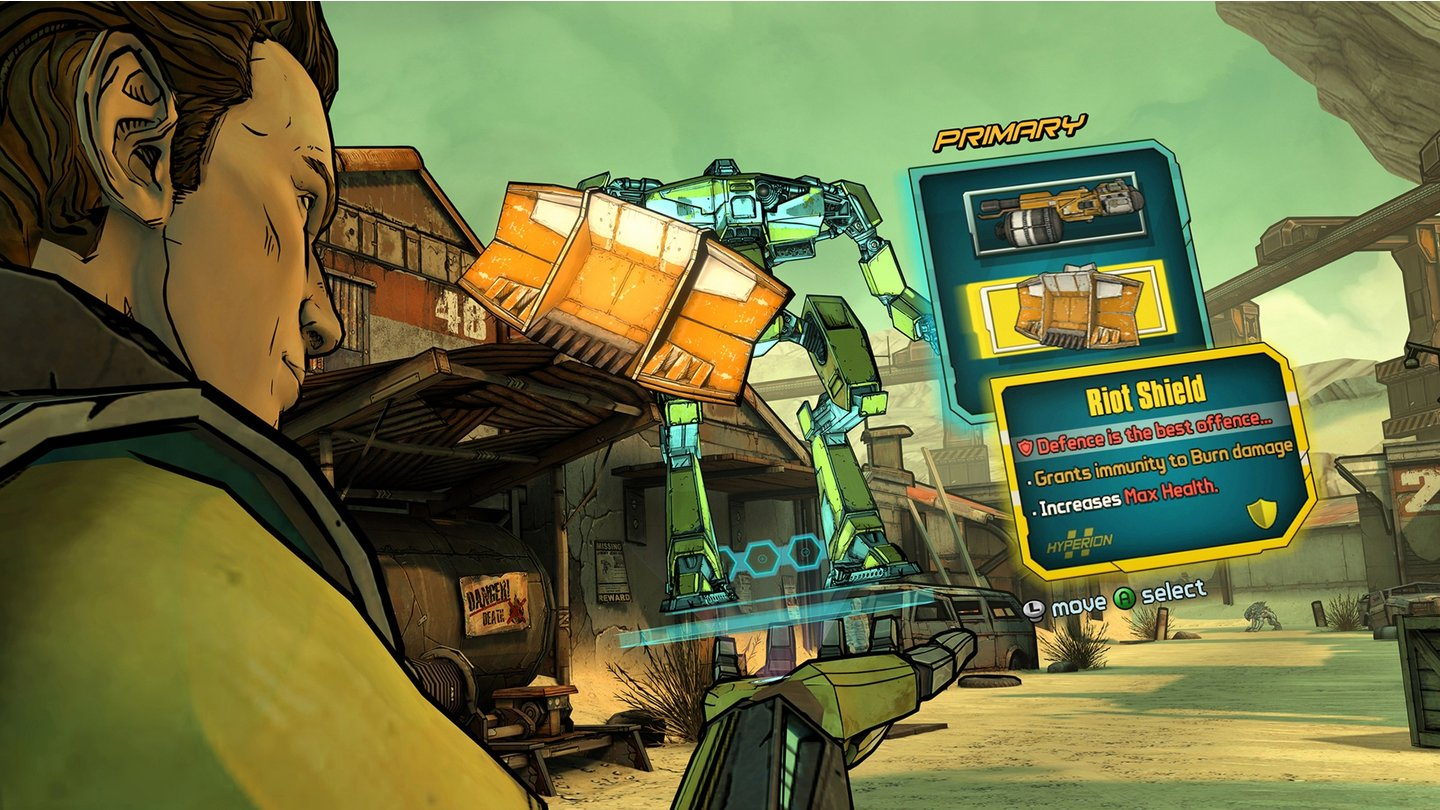 Tales from the Borderlands - Screenshots von der E3