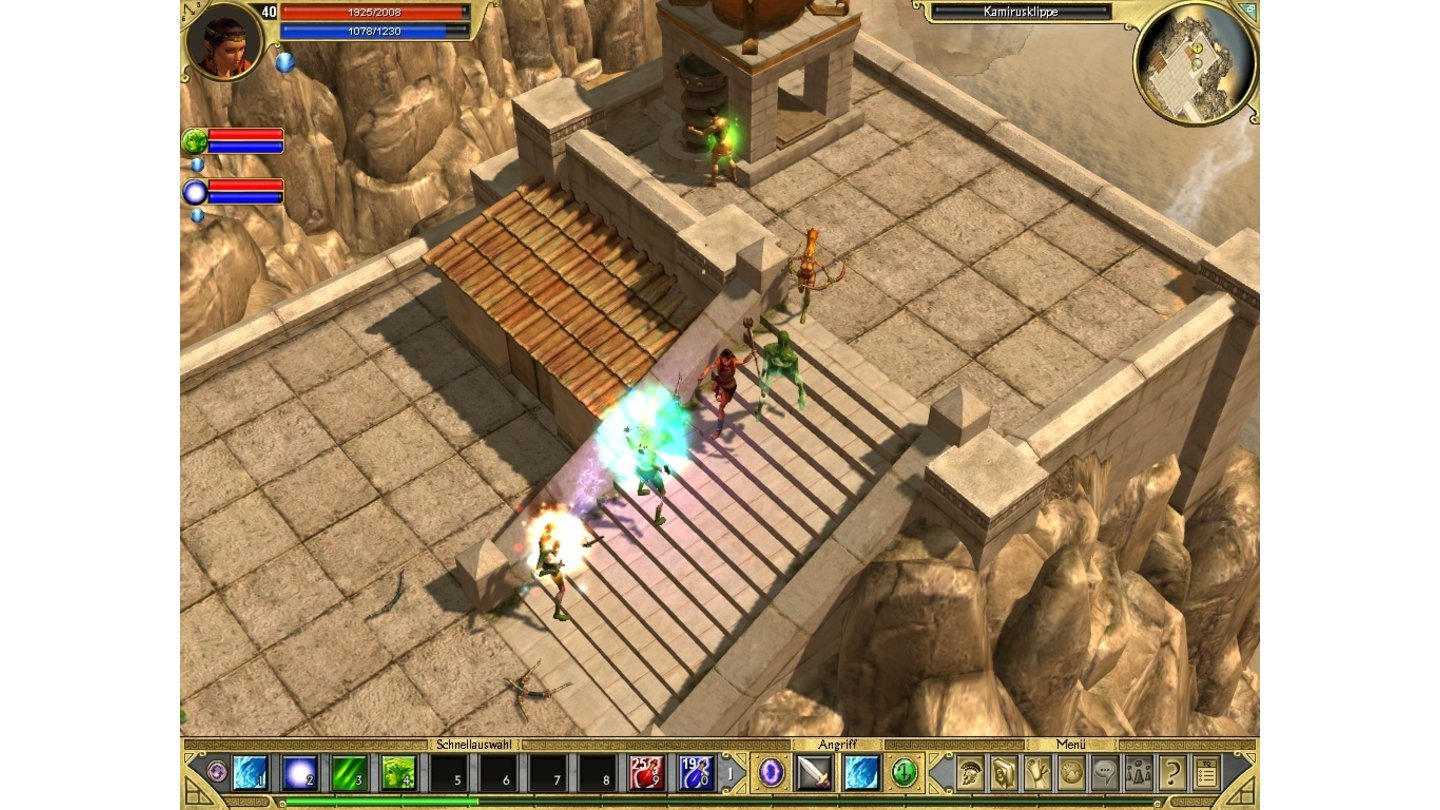 Titan Quest Immortal Throne 17