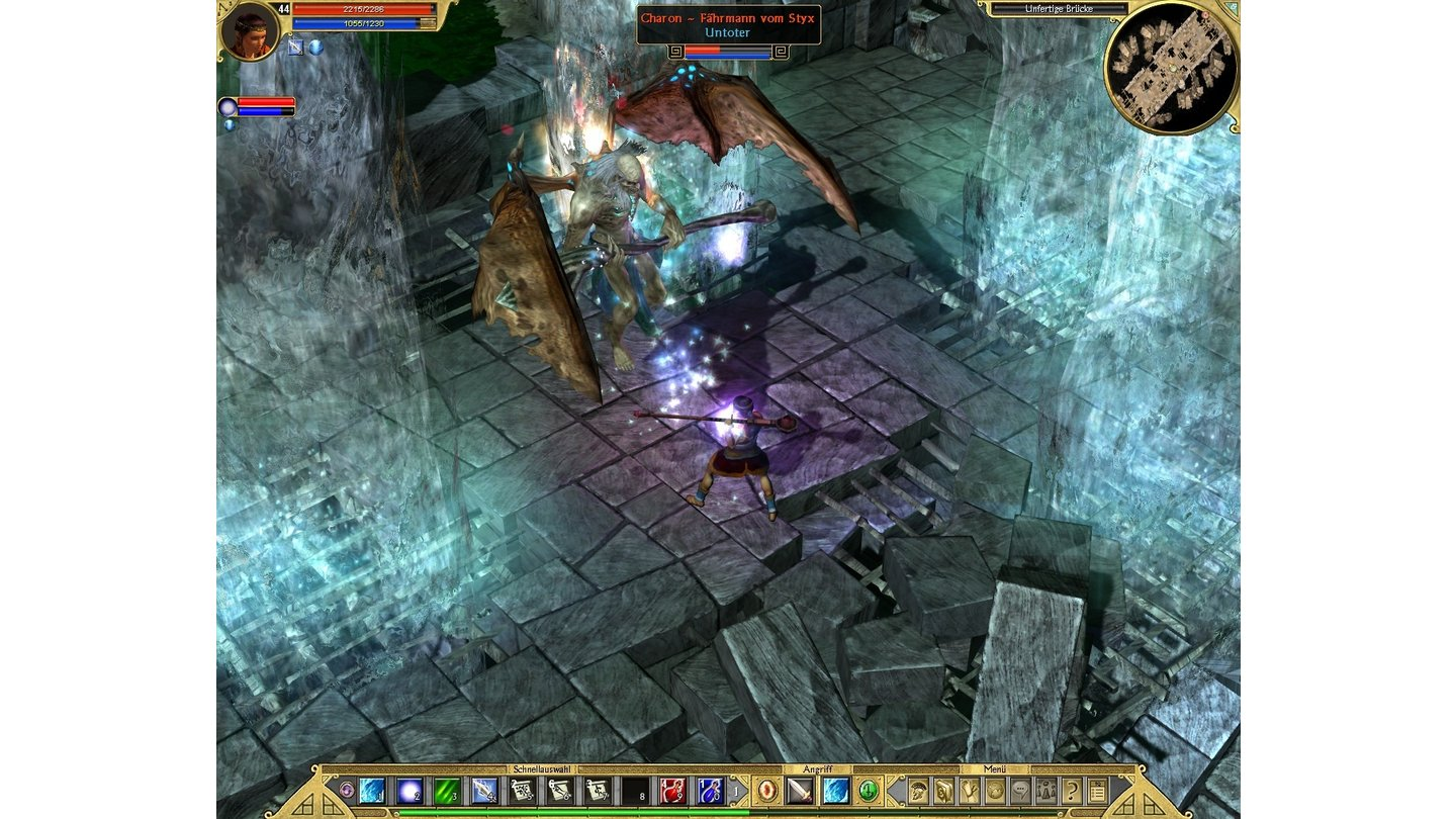 Titan Quest Immortal Throne 7