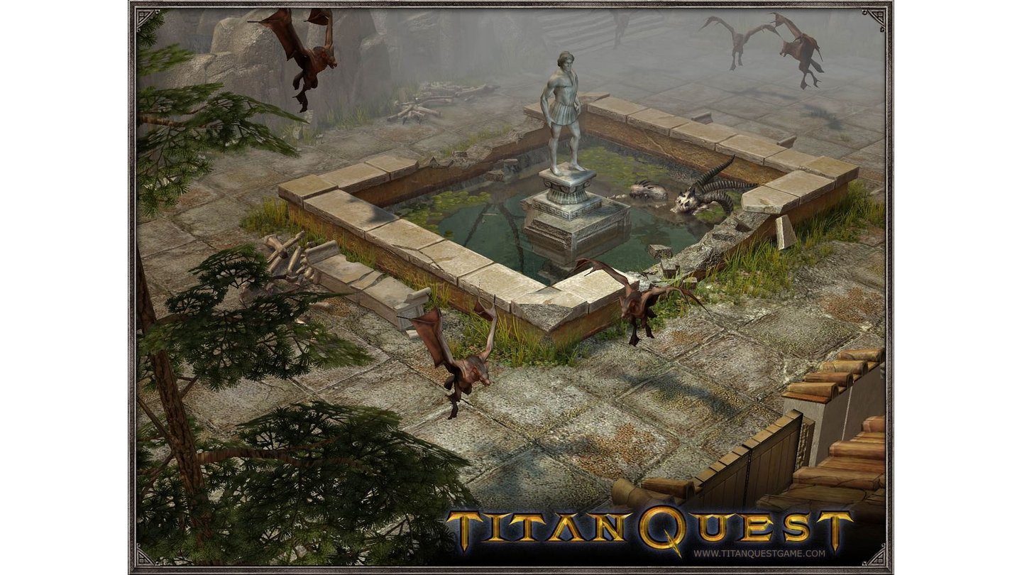 Titan Quest: Immortal Throne 9