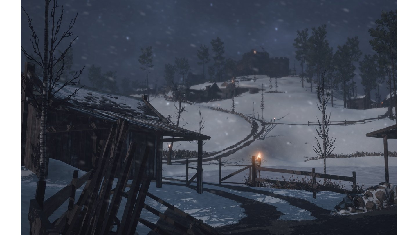War of the Roses - Screenshots aus dem Update »Winter has arrived«