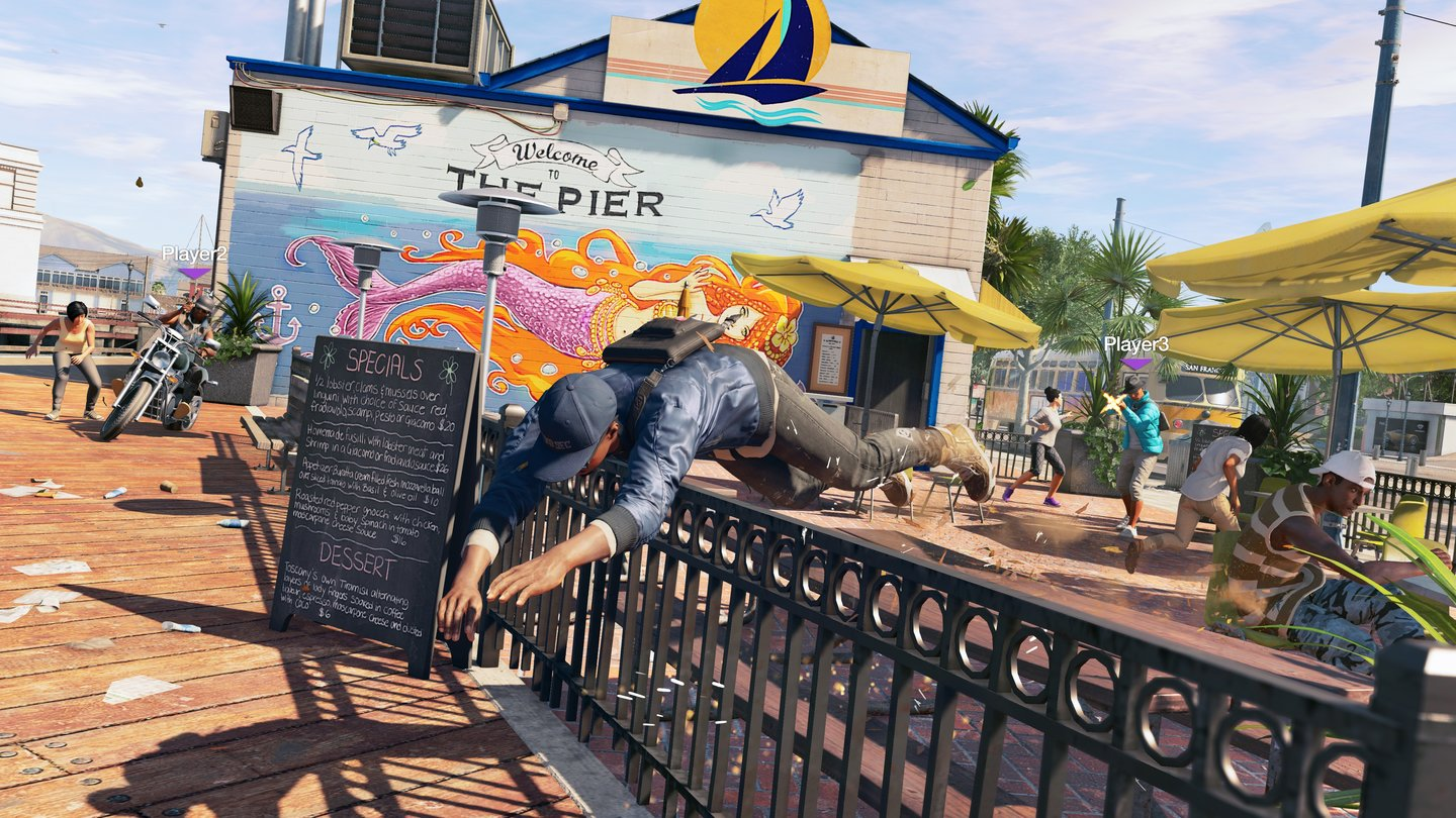Watch Dogs 2 - Gamescom-Screenshots