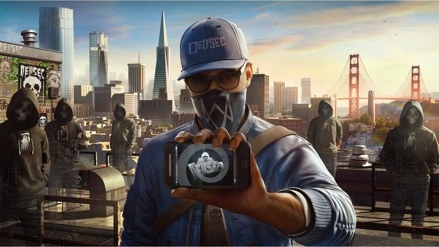 Watch Dogs 2 - Screenshots