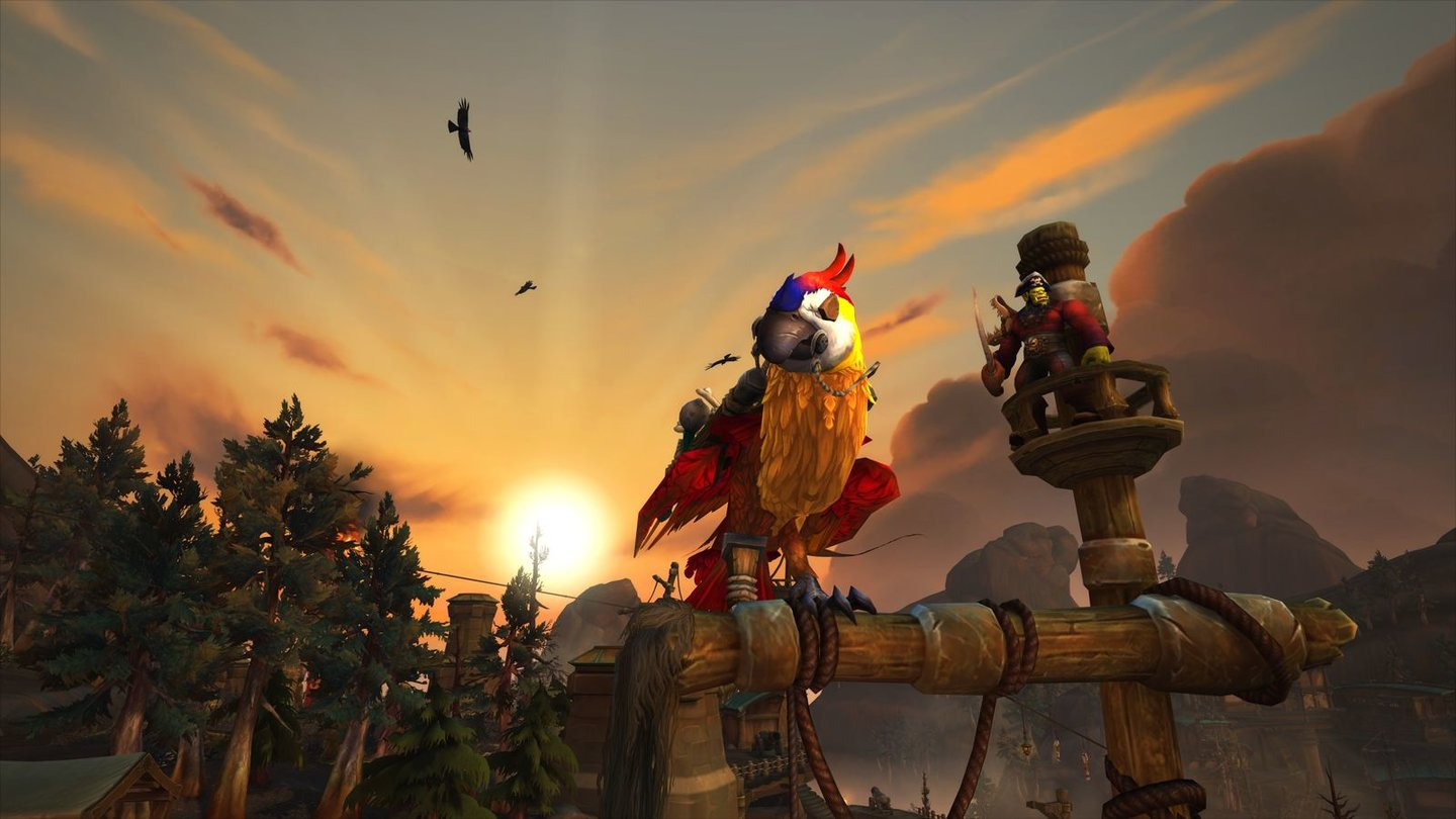 World of Warcraft: Battle for Azeroth - Screenshots