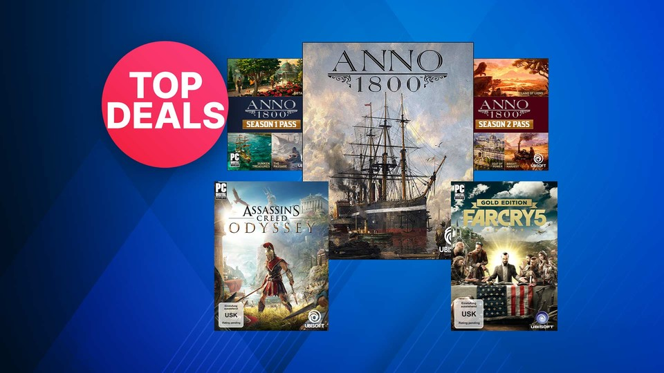 Anno 1800 Uplay-Key