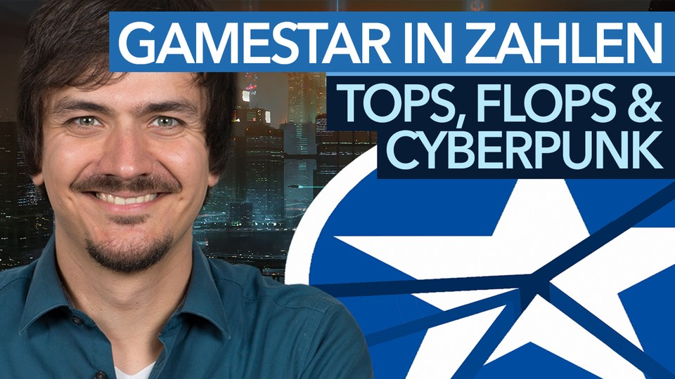GameStar (Plus) in numbers 2020: tops, flops - and a lot of cyberpunk