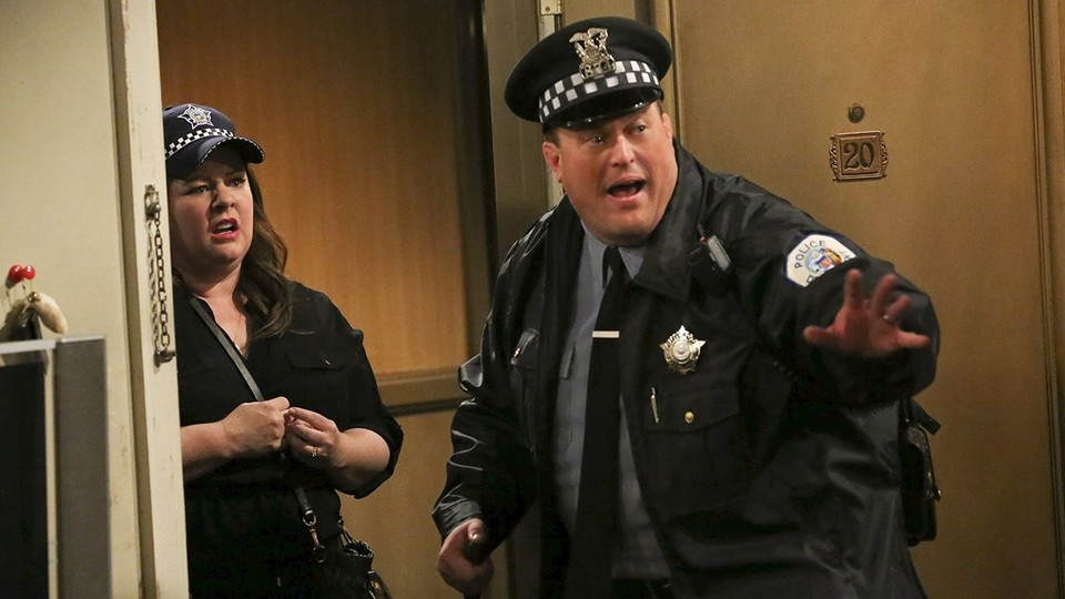 Molly (Melissa McCarthy) und Mike (Billy Gardell)