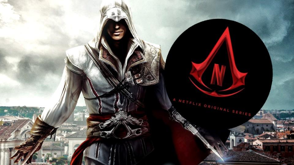 Netflix produziert mindestens eine Serie im Assassin's Creed-Universum.