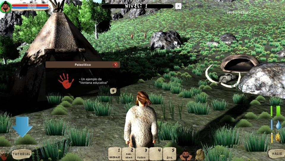 Spiele Steinzeit