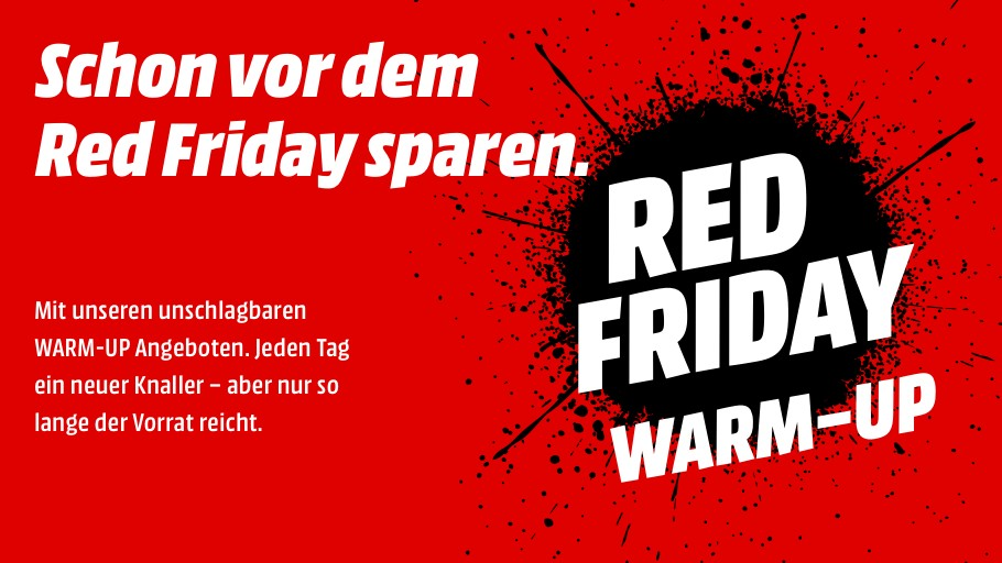 Red Sale bei MediaMarkt