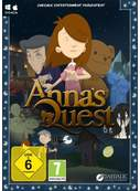 Cover zu Anna's Quest