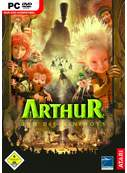 Cover zu Arthur and the Minimoys