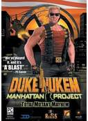Cover zu Duke Nukem: Manhattan Project