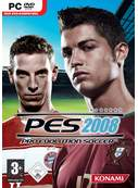 Cover zu Pro Evolution Soccer 2008