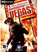 Cover zu Rainbow Six: Vegas
