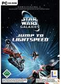 Cover zu Star Wars Galaxies: Jump to Lightspeed
