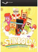 Cover zu Stikbold! A Dodgeball Adventure