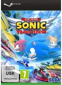 Cover zu Team Sonic Racing