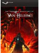 Cover zu The Incredible Adventures of Van Helsing 3