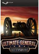 Cover zu Ultimate General: Gettysburg