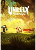 Cover zu Unruly Heroes