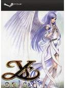 Cover zu Ys Origin