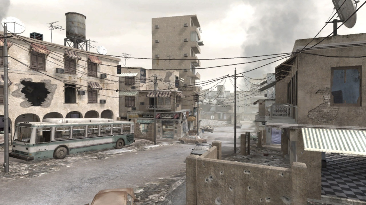 Call of Duty: Modern Warfare Remastered - Jetzt doch: Alle Maps des Call Of Duty Modern Warfare Maps on