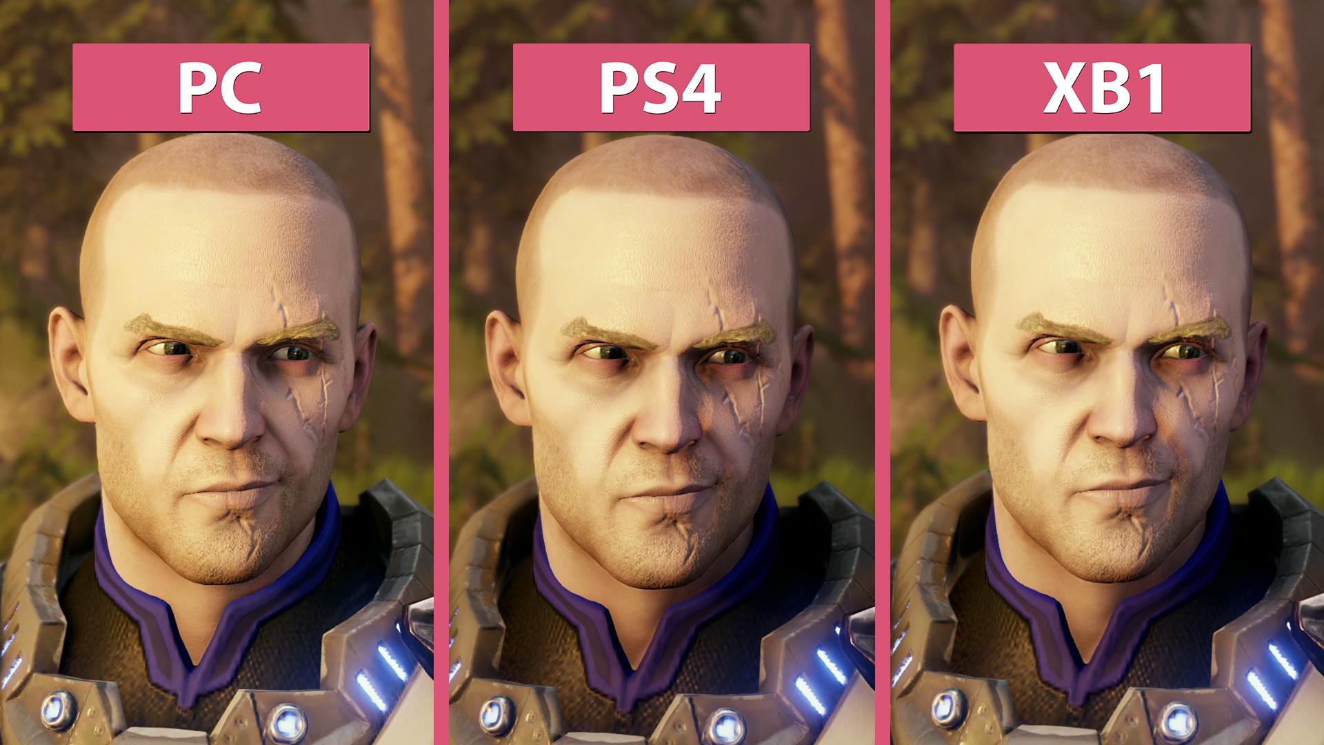 ELEX - PC gegen PS4 und Xbox One im Grafikvergleich