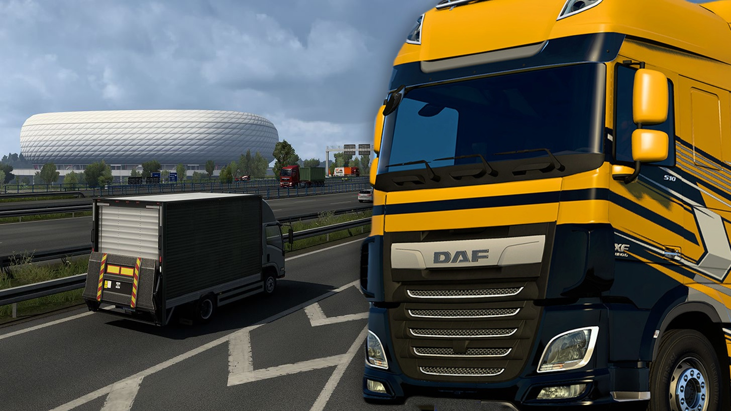 Steam Charts: Why Euro Truck Simulator 2 is suddenly a bestseller again