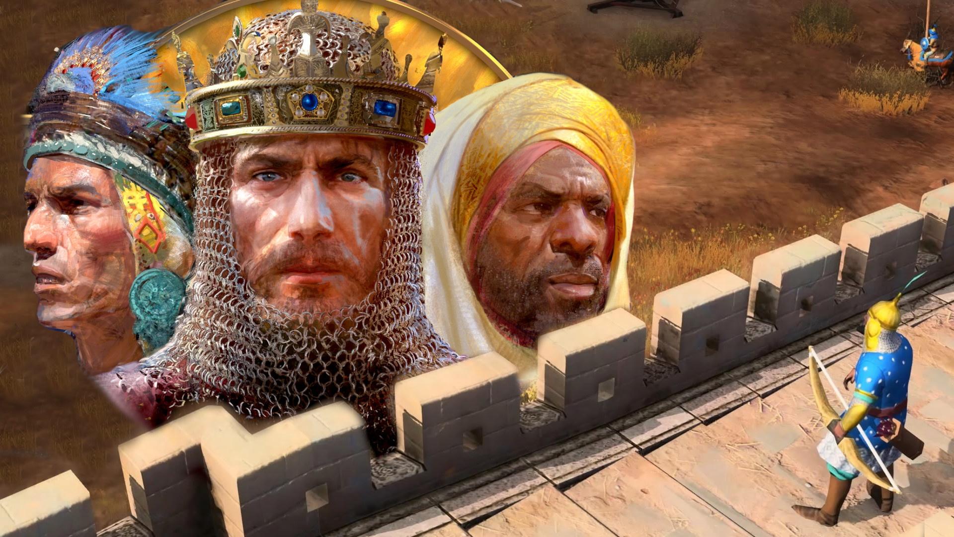 Welche Fraktionen braucht Age of Empires 4 unbedingt?