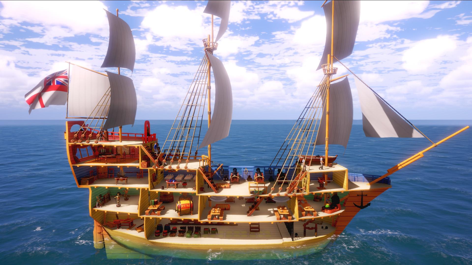 Her Majesty's Ship - Screenshots