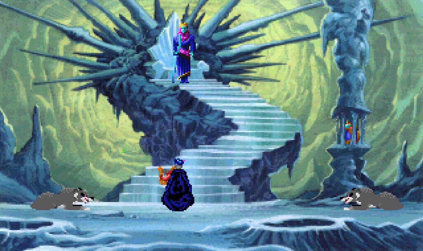 King's Quest 5 - Screenshots zum Sierra-Adventure