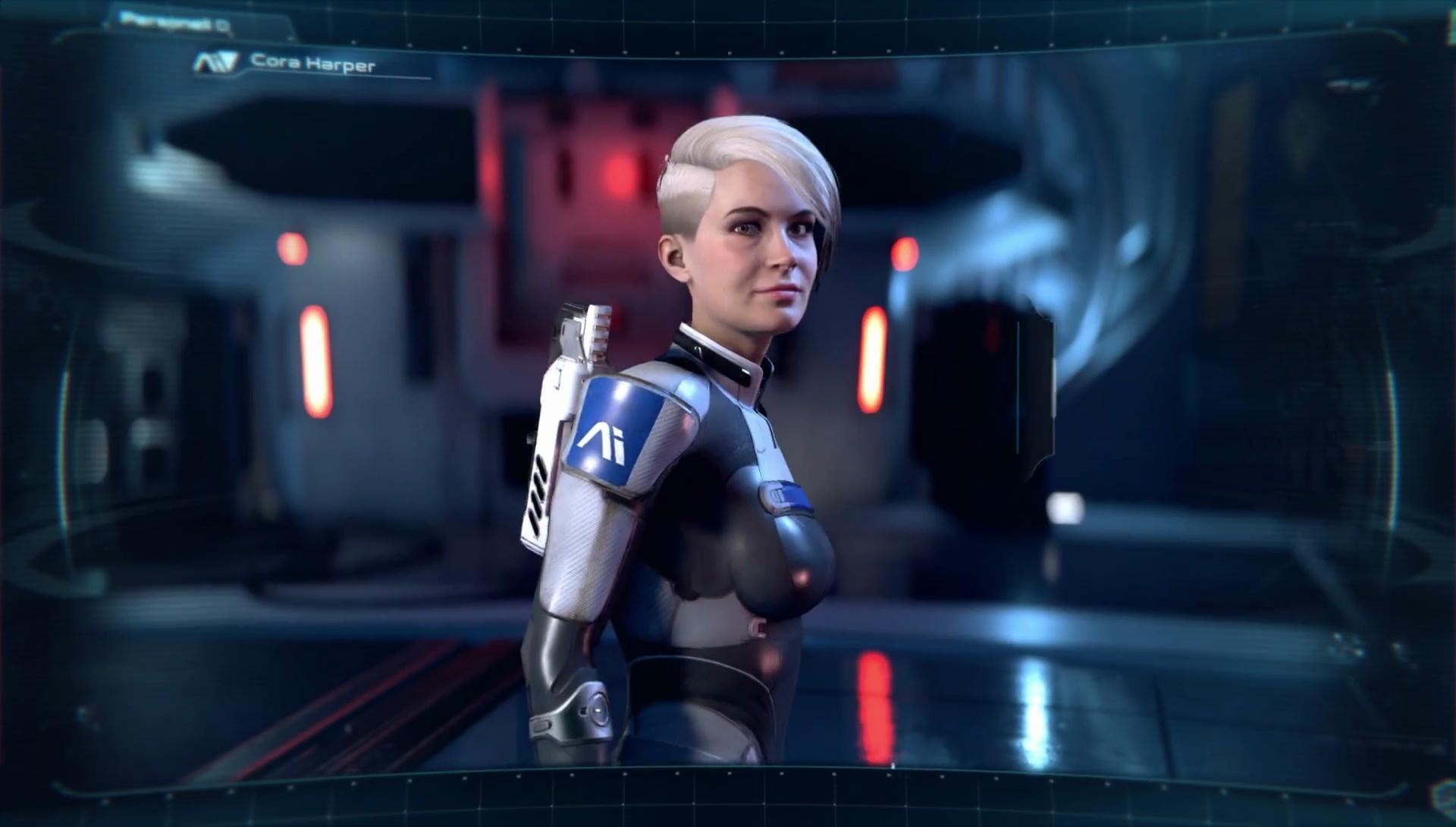 Mass Effect Andromeda Alle Crew Mitglieder Der Tempest Im Video