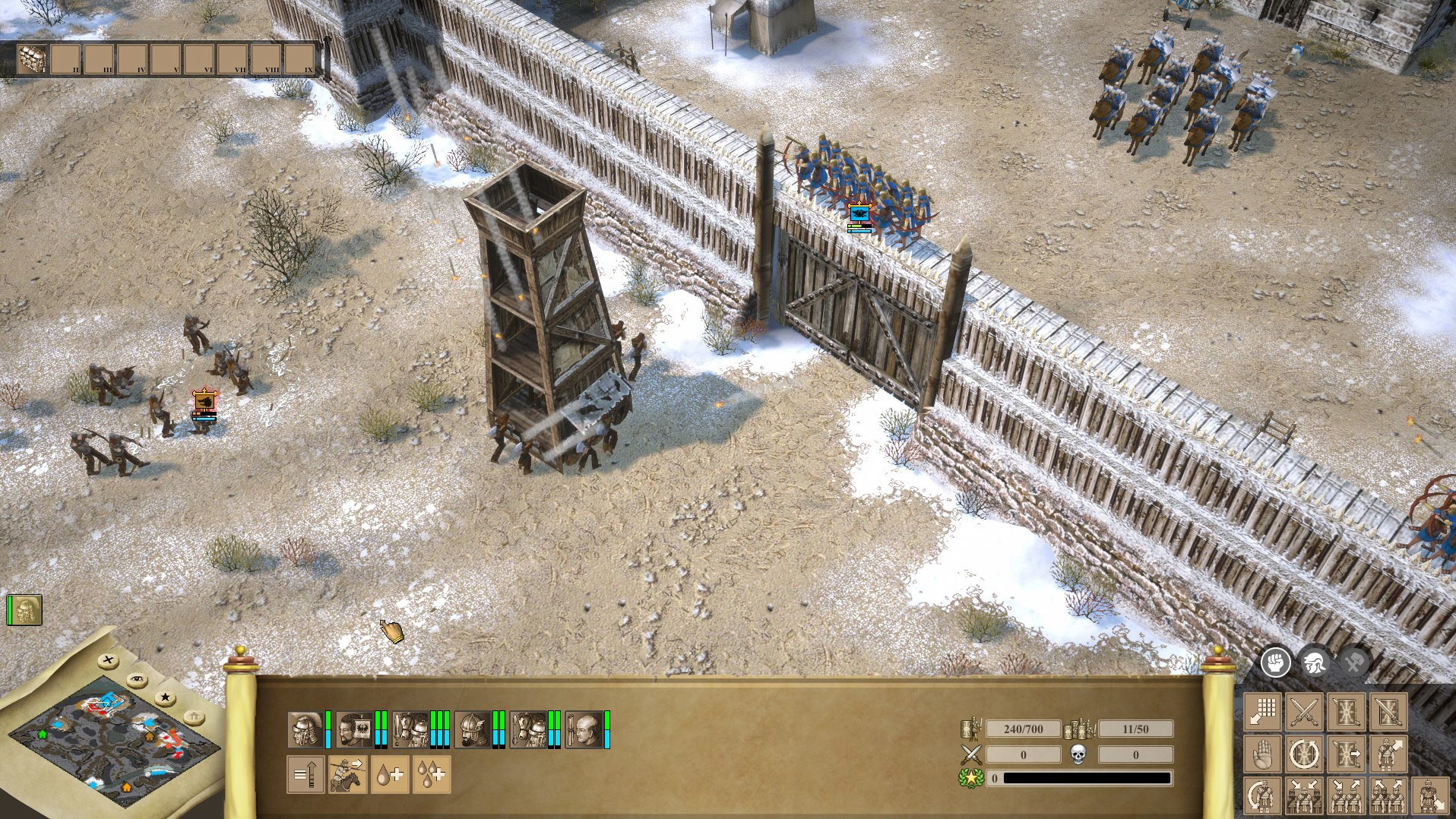 Praetorians: HD Remaster - Screenshots