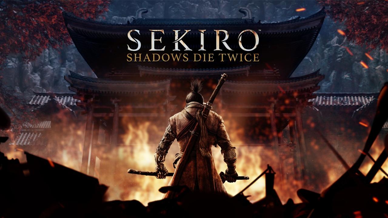 ohne Spiel Sekiro Shadows Die Twice Steelbook Neu