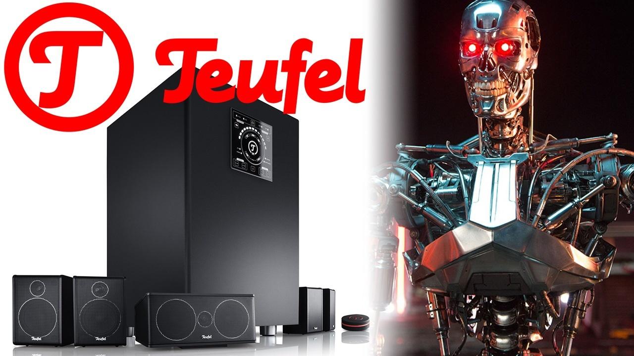 Terminator-Quiz - Mitmachen und 5.1-Soundsystem von Teufel gewinnen