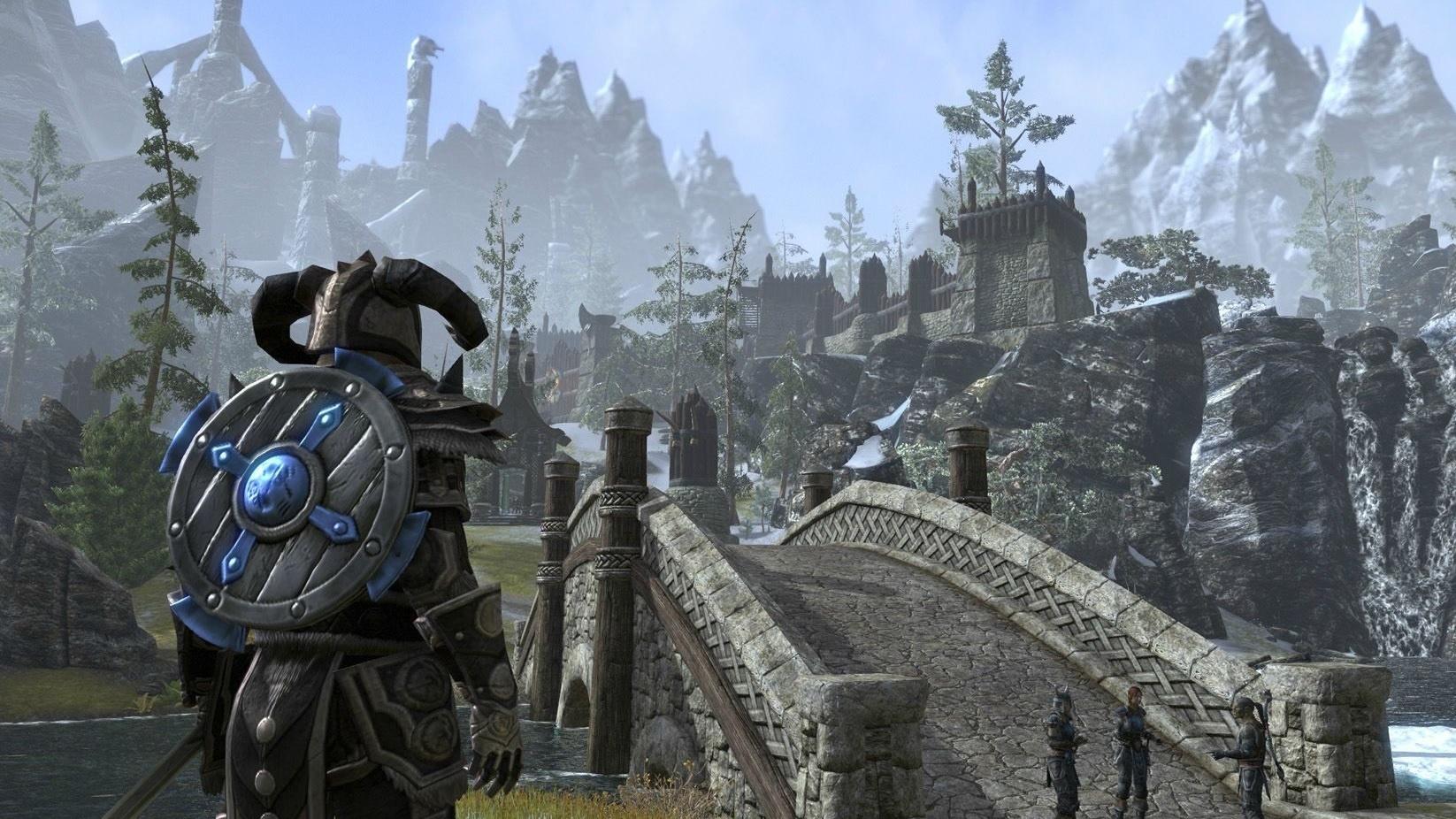 Oblivion In Elder Scrolls Online Was Kommt Nach Skyrim