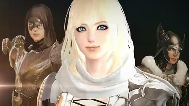 Vindictus Lann Und Fiona Im Gameplay Trailer Gamestar